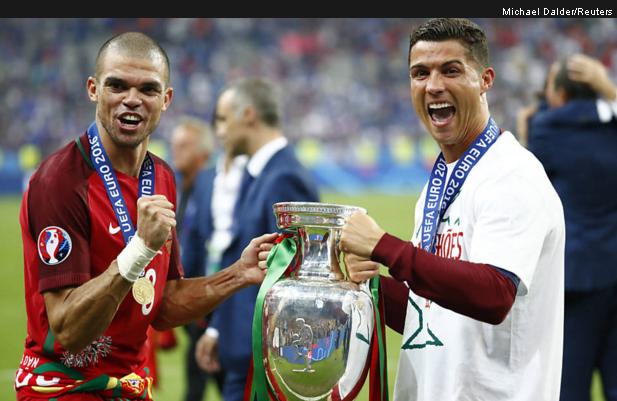 cr7 e pepe michel dalder reuters