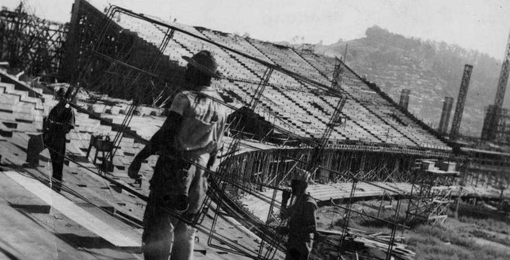 maracana brasil x mexico 1950 acervo suderj herculano gomes 11