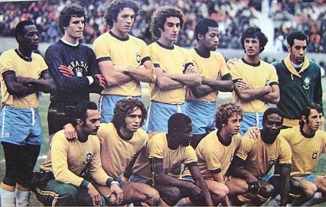SELEÇÃO BRASILEIRA OLIMPIADAS 1972