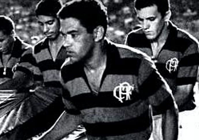garrincha camisa do flamengo