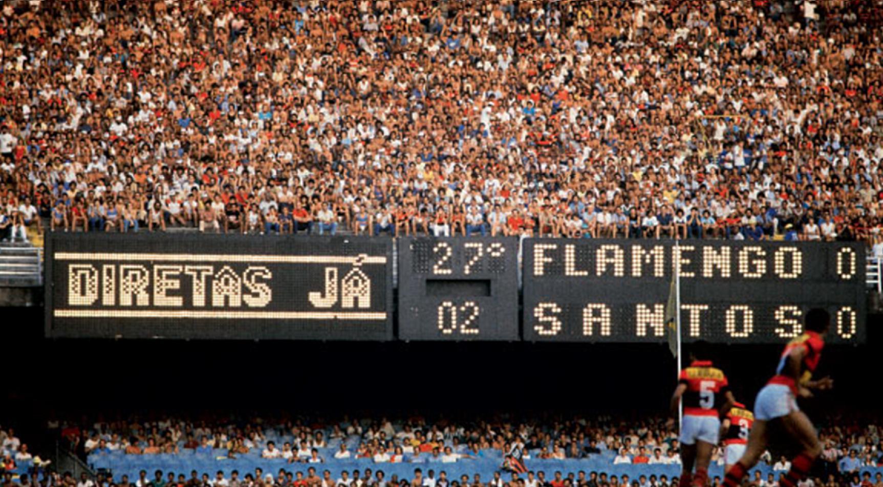 diretas-ja-flamengo-santos-1984